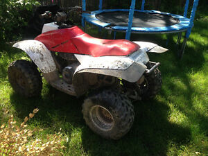 2000 Polaris trail boss