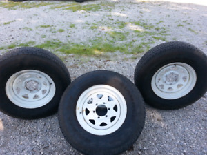 16 inch trailer tires for sale
