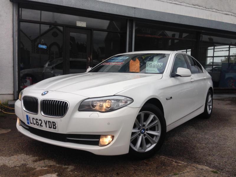 BMW 520 2.0TD EffDyn 185 Vat Qualifying *1Owner* Finance Available