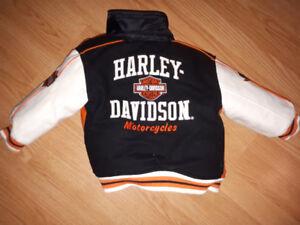Manteau enfant Harley davidson