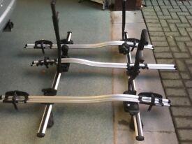 Bike Roof Rack Carrier - 3 Bikes