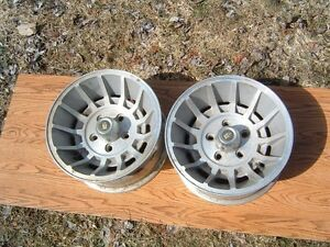 Keystone 14x7 Turbine Wheels/Rims