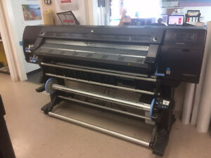 HP L26500 Latex wide format printer London Ontario image 2