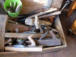 Clearance Sale of Antique Tools Cambridge Kitchener Area image 3