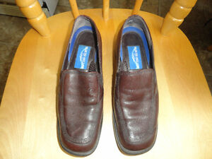Leather Shoes - Size 6.5 - 2 pairs