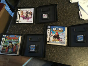 Nintendo DS Games - All Complete