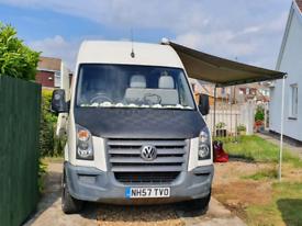 VW Crafter Camper Van Conversion