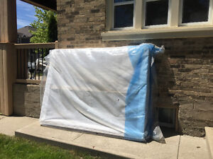 Brand new, unopened Queen size box spring