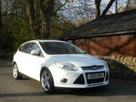 image for 2011 Ford Focus 1.6 TDCi 115 Titanium X 5dr HATCHBACK Diesel Manual