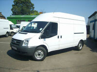 2012 62 Ford Transit 2.2TDCi ( 100PS ) ( EU5 ) RWD 350 LWB - Diesel Van