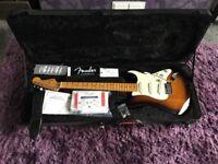 USA Fender Stratocaster Deluxe