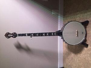 Openback Banjo