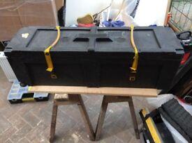 Hardcase flight case.