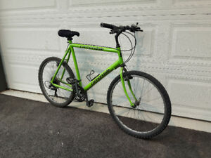 "Classic 23"" Cannondale Mountain Bike (light frame/tuned up)"