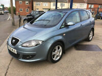 2005 Seat Toledo 2.0TDI PD Sport 82,000 miles full history 1 OWNER FROM NEW