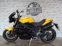 Triumph Speed Triple 94R 2016 *1355 MILES ON THE CLOCK!*