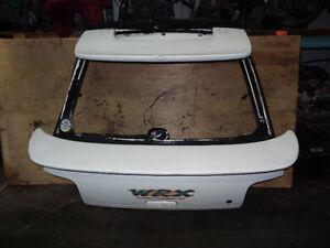 GF8 93 01 impreza wagon. hatch with spoilers