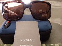 Lunettes de Soleil Neuves / Brand New Sunglasses - FOSSIL