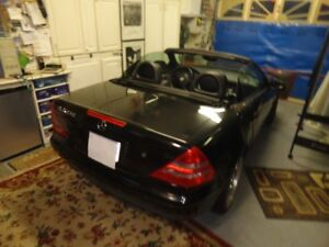Mercedes-Benz SLK-Class Convertible PARTING OUT COMPLETE CAR