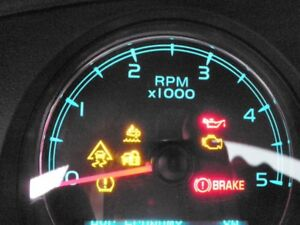 Is your gm dash lit up like a Christmas tree ?? LOOKK HERE !