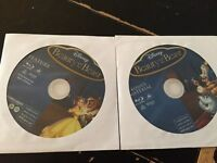 Walt Disney BEAUTY AND THE BEAST (Blu-Ray) ~ NEW ~ $35.00