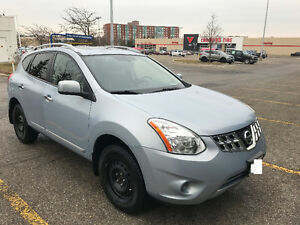 2011 Nissan Rogue SL SUV|Leather Seats|GPS|Keyless|Low milage