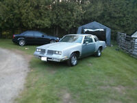 85 Olds Cutlass - May trade