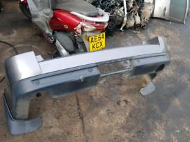 Range rover sport l320 rear bumper