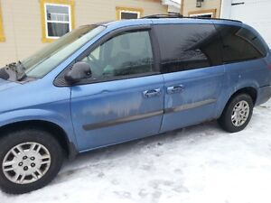 2007 Dodge Grand Caravan stown and go Fourgonnette,