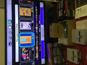 SNES Classic *New*Moded with 274 Great Snes and NES Games !!