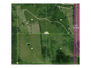 80 Acres located south of Millarville Fair Grounds