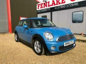 image for 2012 58 MINI HATCH ONE 1.6 ONE 3D 98 BHP