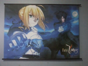 Anime Wall Scrolls/Lithographs