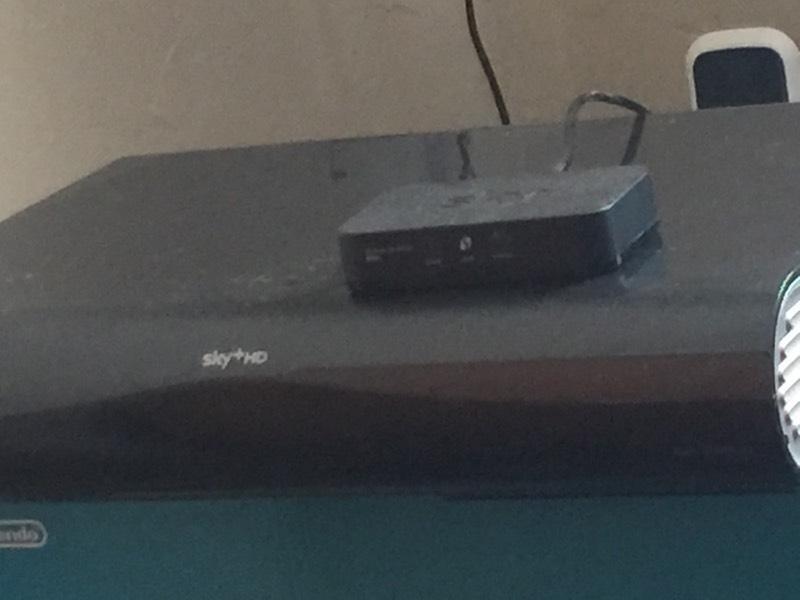 Sky 1tb Boxwifi Connector