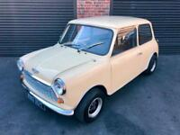 Austin Mini 1000 CITY E px, swap cooper