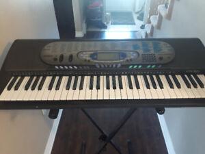 Casio CTK-571 Keyboard for sale