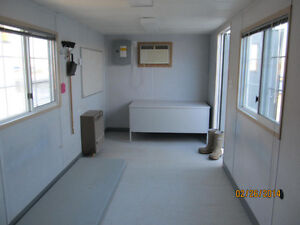 8x20 Wheeled Office Trailer For Rental Strathcona County Edmonton Area image 4