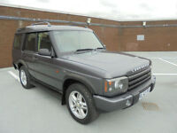 2003 Land Rover Discovery 2.5Td5 XS Face Lift Modle 7 SEATER