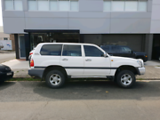 Toyota Landcruiser Haberfield Ashfield Area Preview