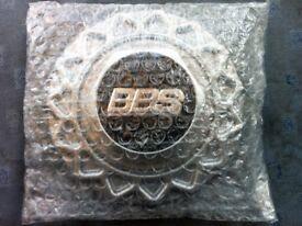 BBS centre hub caps, set of 4, 09.24.038 - 09.23.113 - 03.24.039, BMW fitment
