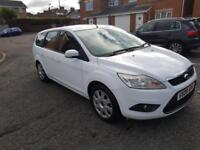 Ford Focus 1.8TDCi ( 115ps ) 2009.5MY Style estate ex police car excellent condi