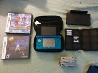 3DS + extras