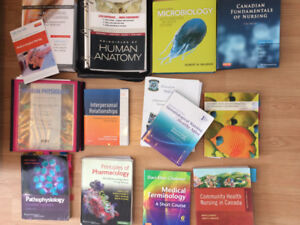Nursing Textbooks! (All under $60)