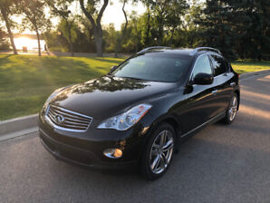 Great condition/low kms Infiniti EX37 for sale