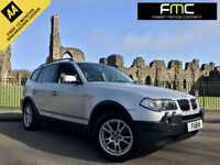 2005 BMW X3 SE 3.0d Auto **Full Leather - Full Service History**