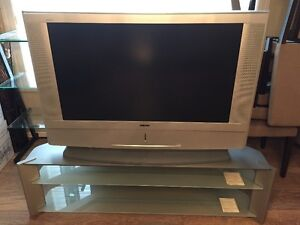 "Sony Grand Wega LCD TV for Sale - 42"" with Stand - Works Great!"