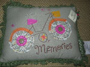 New memories pillow and picture St. John's Newfoundland image 3