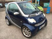 Smart Smart 0.7 Fortwo Passion 2006 FULL LEATHER SEATS**AUTOMATIC***