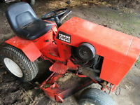 Case Lawnmower 220