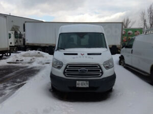 Ford Transit Connect - great for downtown deliveries